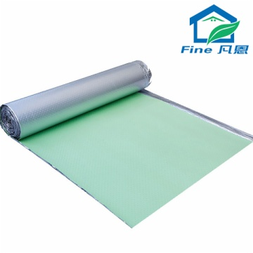 IXPE Foam With Hole One Side With Silver Foil