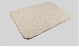 Bamboo wood fiber solid wall panel FN0940