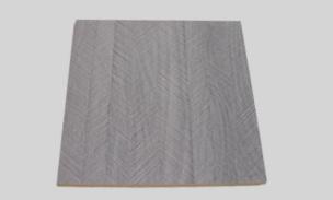 Bamboo wood fiber solid wall panel FN0830